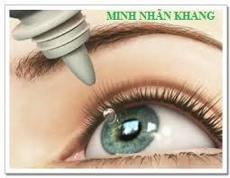 Cẩn trọng khi dùng thuốc nhỏ mắt có chứa corticoid
